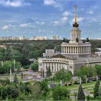 Дом Народов России :: Дмитрий Motorin