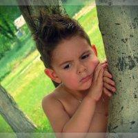 Мой задумчивый сынок :: Anutka85 Одинец