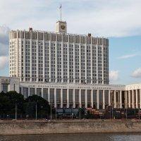 Дом правительства Российской Федерации :: Павел Myth Буканов