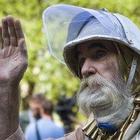 К встрече с внеземными цивилизациями готов! :: Павел Myth Буканов