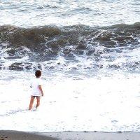 море и ребенок2 :: вадим измайлов