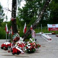 Мемориал жертвам авиакатастрофы в Смоленске :: PersONA Incognito
