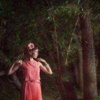 Нимфа волшебного леса :: Виктория Нарчук