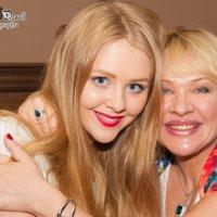 Ирина Грибулина и Настя :: Foto Kto