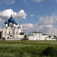 Суздаль, Кремль :: галина северинова