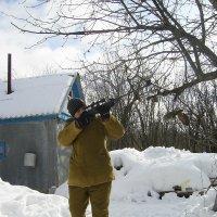 Зима :: Евгений Кириллов