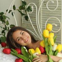 лучезарная улыбка ^^ :: Катя Полуянова