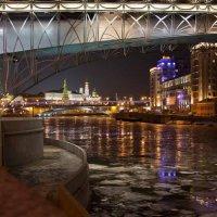 Москва-река :: Виктор Ляпин