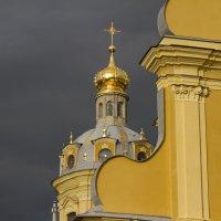Петропавловская крепость :: Андрей Илларионов