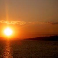 Памятный закат :: Фокша Фокина
