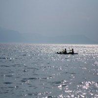 Тишина и море :: Galina Kazakova