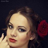 Оригинальная девушка :: Евгений Крищук