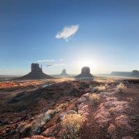 утро Monument Valley :: viton