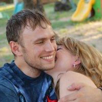 Счастливые Влюбленные :: Anatoliy Kosolapov