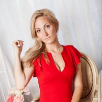 Леди в красном ) :: Танечка Давтян