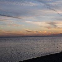 закат :: Анна Шубина