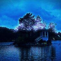 Домик на маленьком островке :: Иван Котляров