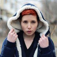 Карина :: Anastasia Kontsevenko