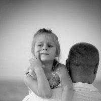 Папина дочка :: надежда корсукова