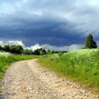 ...дорога в грозу.... :: Ира Егорова :)))