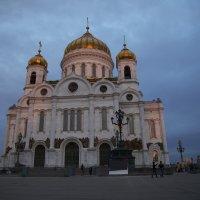 Jesus temple :: Vladimir Sukhov