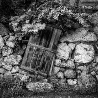 Дверь :: Evgeny Kornienko
