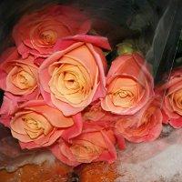 Цветы на праздник :: Анна Боярченкова
