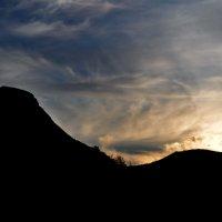 закатная феерия... :: вадим измайлов