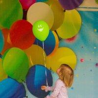 Воздушные шары :: Елена Кудинова