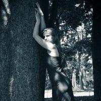 у дерева :: Александр Тарасевич