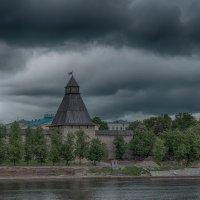 Перед грозой :: Роман Дмитриев