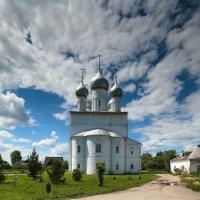 Спасо-Преображенский храм в Спасо- яковлевском монастыре :: Евгений Голубев