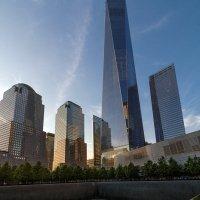 Нью Йорк мемориал 11 сентября (1) :: Nadin