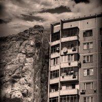 Две скалы :: Иван Кривко