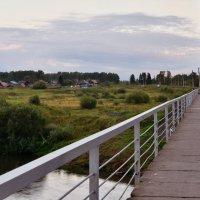 С высоты моста :: Андрей Беспалов