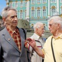 Акция «Мы насмерть стояли у стен Ленинграда» :: Вера Моисеева