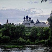 Монастырь... :: Александр Иванов