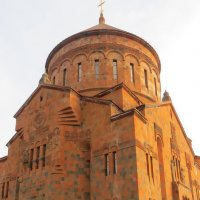 St. Hovhannes church in Armenia***Abovyan :: Tamarik Grigoryan