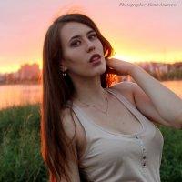 Под закатом :: Alena Andreena