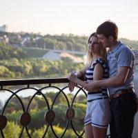 Лавстори Ольга и Александр :: Elena Moskina