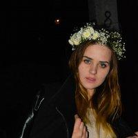что же ты наделала одела платье белое :: Света Кондрашова