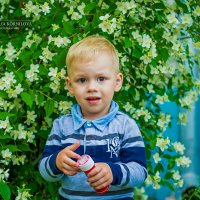 Дети - цветы жизни :: Наталья Корнилова