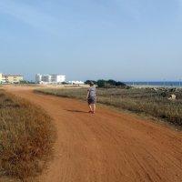дорога ведущая к Средиземному морю :: tgtyjdrf