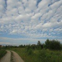 у реки Чусовой :: Валерий Конев