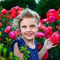 в красоте цветущего сада :: alonso Laforte