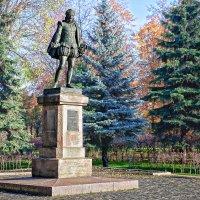 Москва. Памятник Сервантесу. :: В и т а л и й .... Л а б з о'в