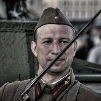 Пуля - дура,штык - молодец! :: Роман Оливар