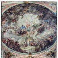 Потолок в Эттальском аббатстве :: Николай Милоградский