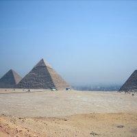 Великие пирамиды :: Юрий