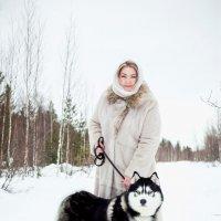 Прогулка по зимнему лесу :: Наталья Казакевич